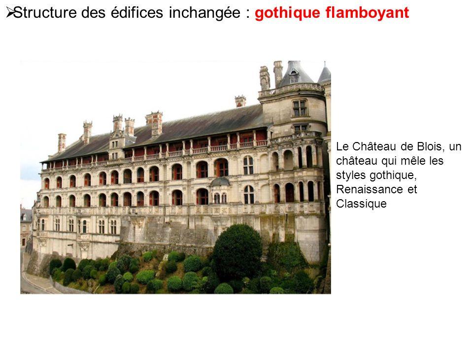 Gothique Renaissance Amboise