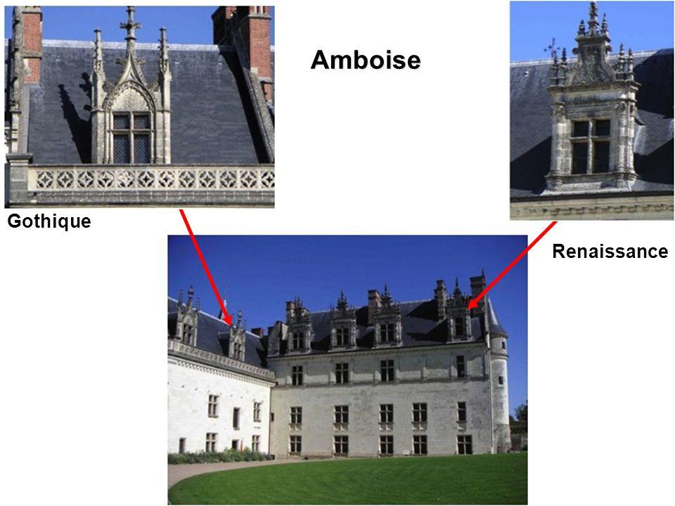 La diffusion de la Renaissance italienne en France a eu un rôle capital dans lévolution de la France.