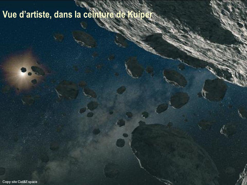 31 Vue dartiste, dans la ceinture de Kuiper Copy site Ciel&Espace