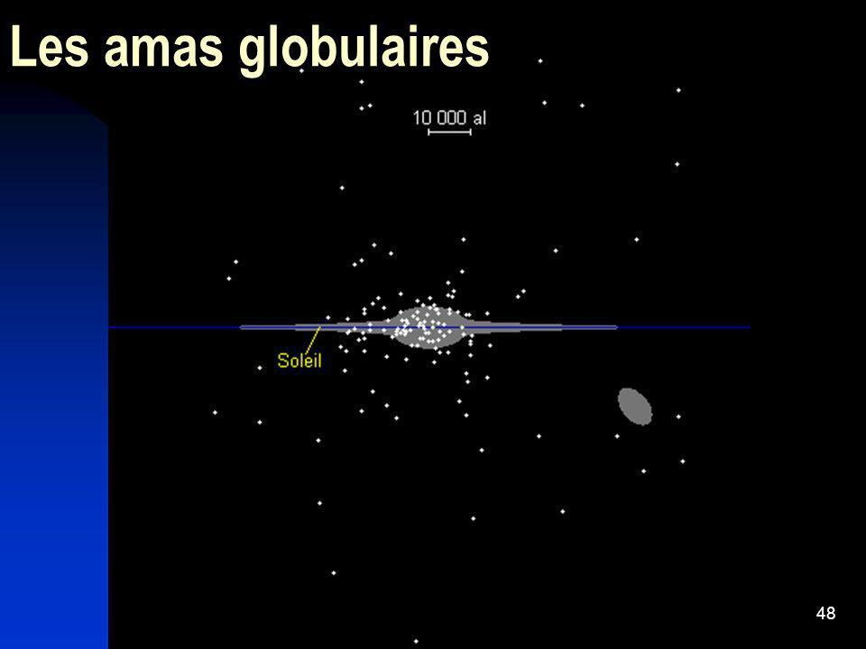 48 Les amas globulaires