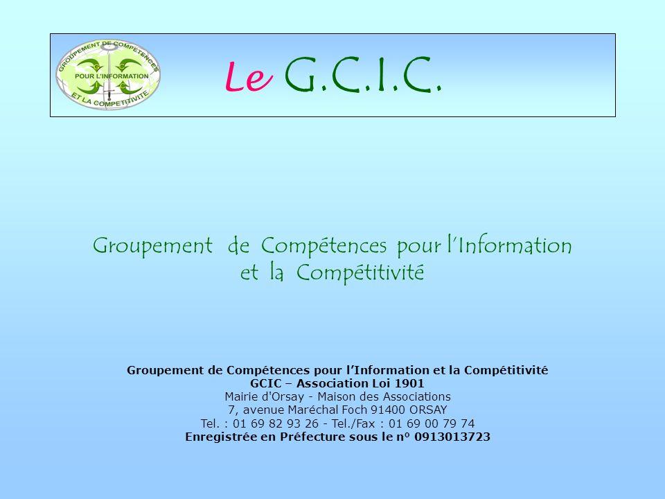 Le G.C.I.C.