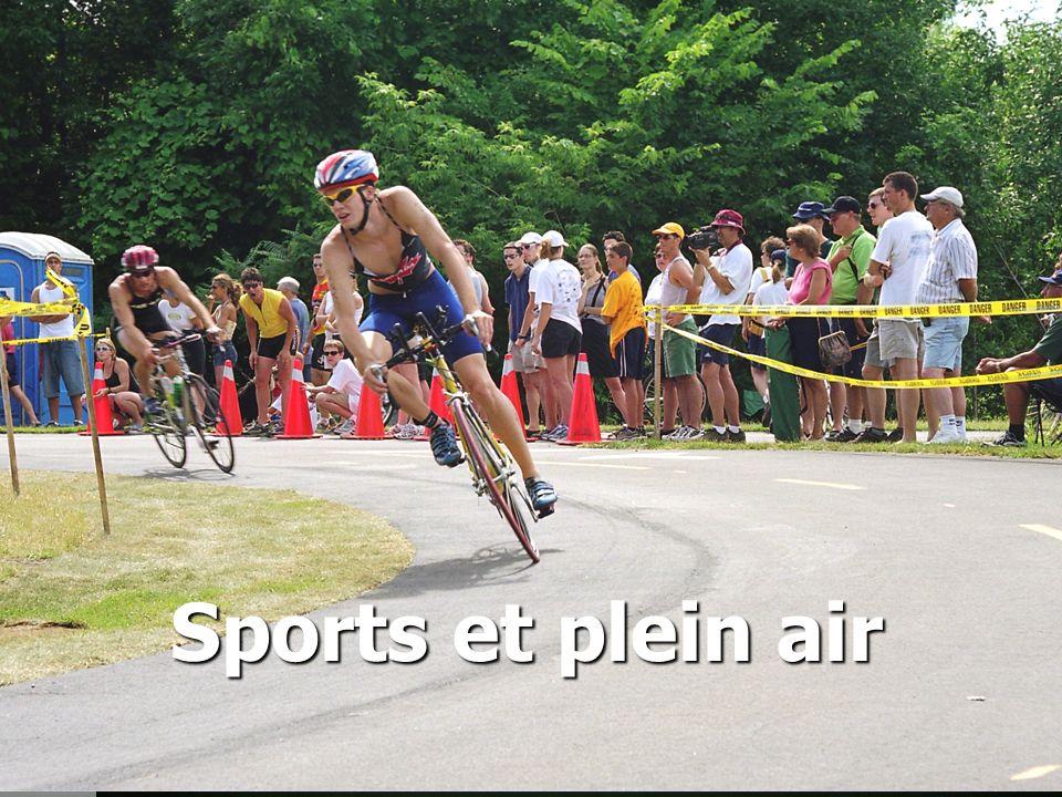 Sports et plein air
