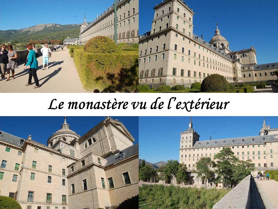 Monastère de LEscorial à San Lorenzo