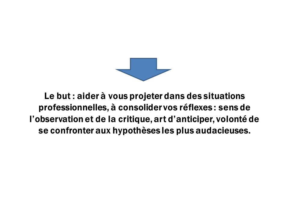 COURS N°1 INTRODUCTION GENERALE ET PRINCIPALES QUESTIONS.