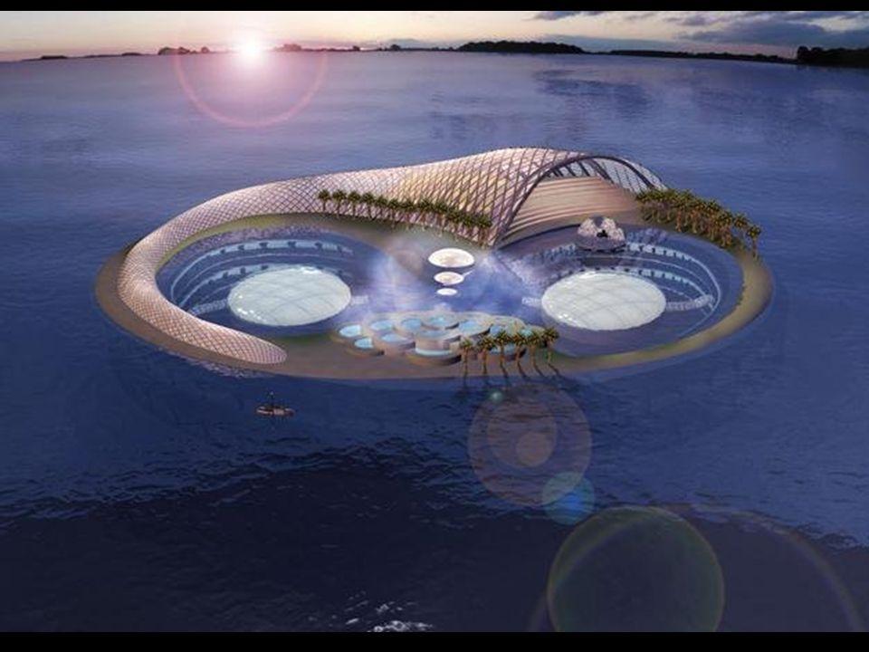 Hydropolis, le premier hôtel sous leau au monde. Entièrement construit en Allemagne et remonté à Dubai. Inauguration prévue en 2009.