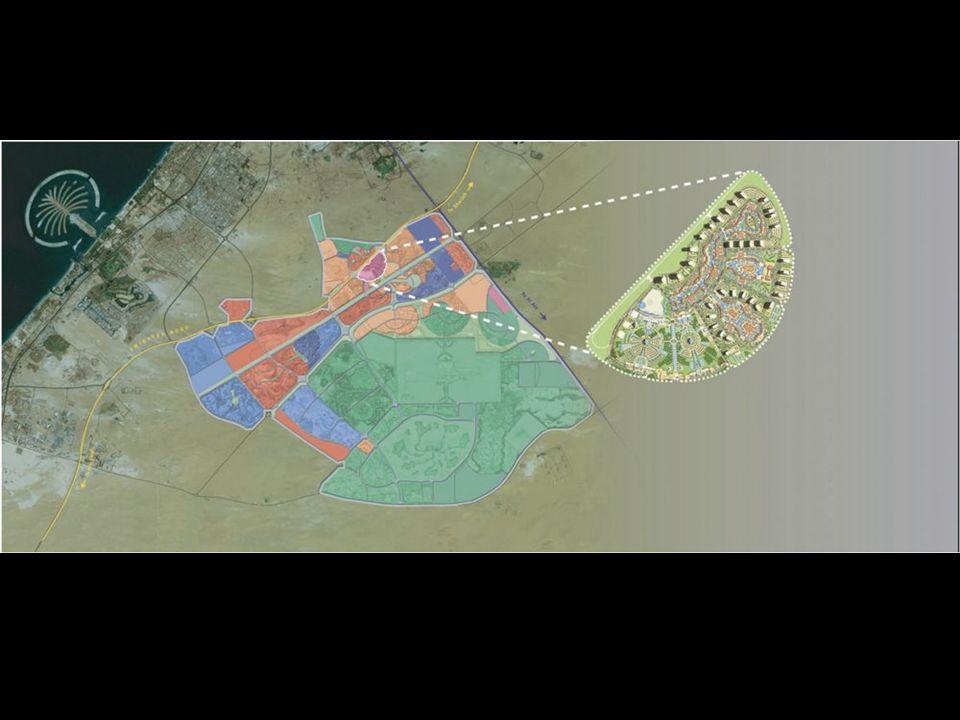 Dubailand coûtera 20 milliards de Dollars US.