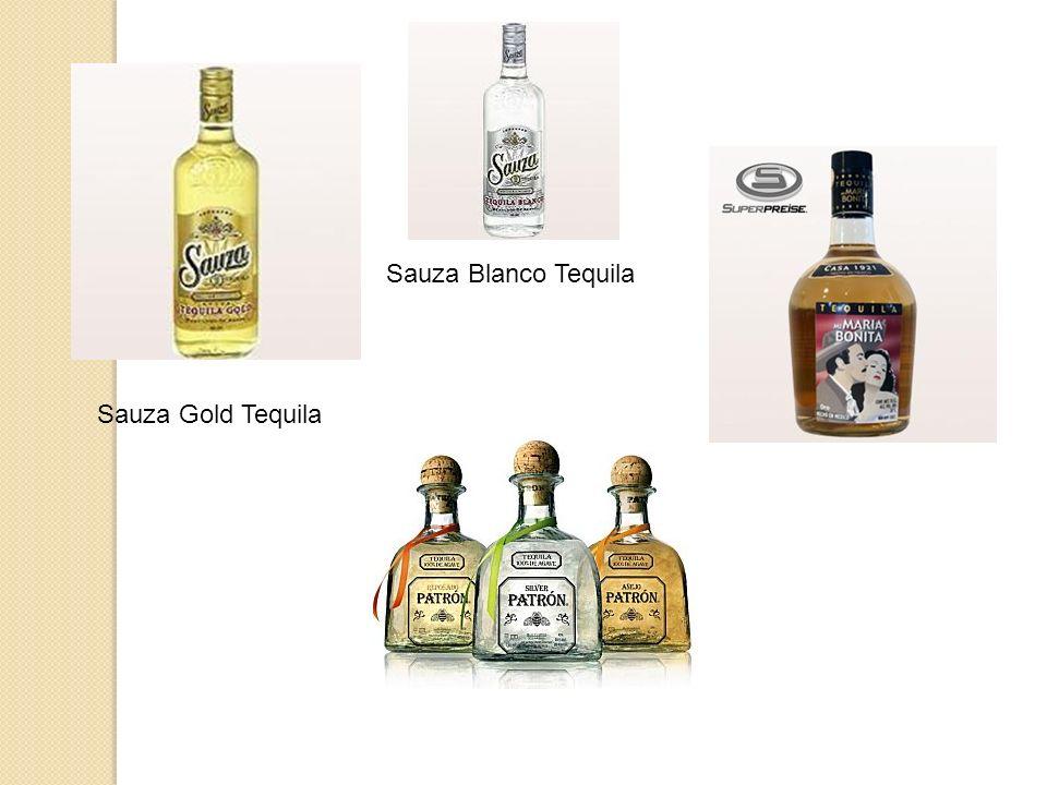 Sauza Gold Tequila Sauza Blanco Tequila
