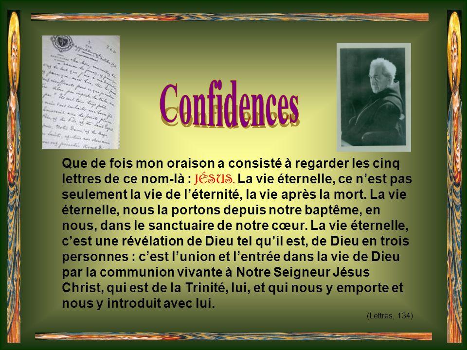 Le « Grand Père Abbé » En 1920, sa démission acceptée, Dom Delatte laisse le gouvernement de son monastère à Dom Cozien qui lui succède ; deux ans plu