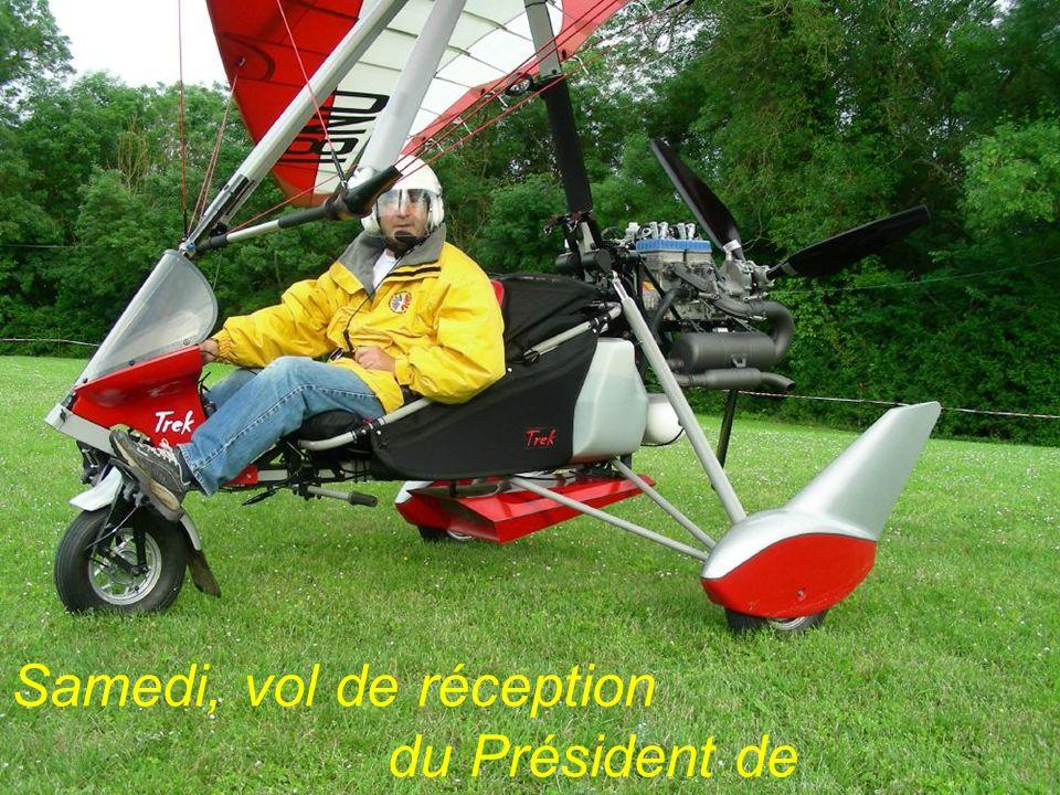Samedi, vol de réception du Président de lABUL…