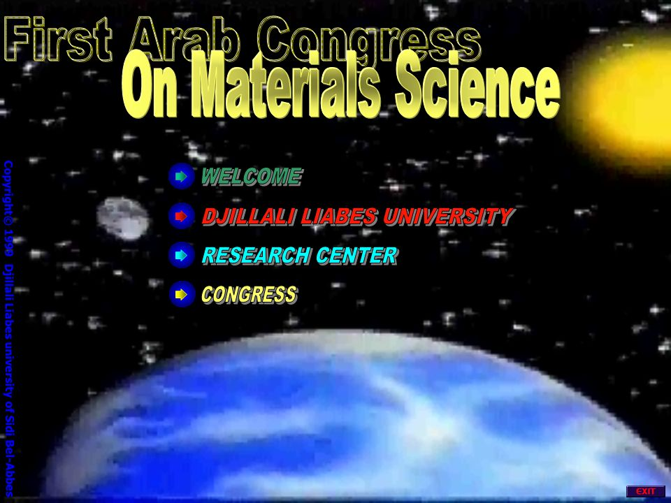 ANOMALOUS BEHAVIOR IN THE PHYSICAL PROPERTIES OF BORON COMPOUNDS Bachir Bouhafs and Hafid Aourag OPTICAL PROPERTIES OF ACTIVATE LASER (F 2 + )H CENTRES IN NaCl CRYSTALS DOPED WITH HYDROXIDE IONS E.