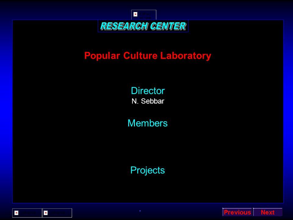 Polymers Chemistry Laboratory Director Pr A. Mesli Members N. Chafi M. Tabet-Driz D.Medine L. Belarbi Projects. Synthèse, caractérisation et étude phy