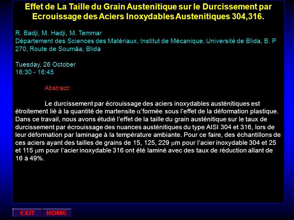 Caractérisation en Fonction de la Fréquence des Diodes Schottky Au/InSb/InP(100) Z. Benamara*, B. Akkal*, A. Boudissa*, B. Gruzza**. *- Laboratoire de