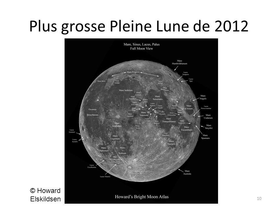 Plus grosse Pleine Lune de 2012 10 © Howard Elskildsen