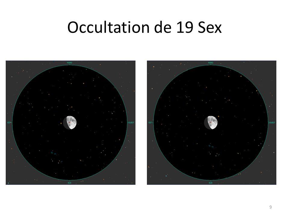 trajectoire de Jupiter 20