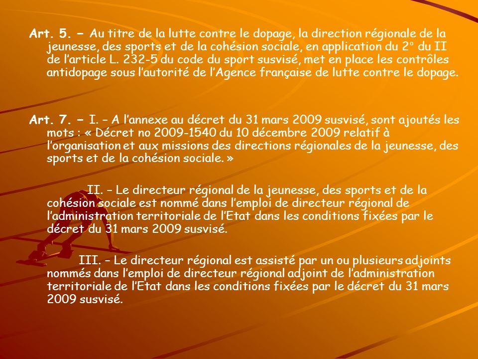 CHAPITRE II Dispositions transitoires et finales Art.