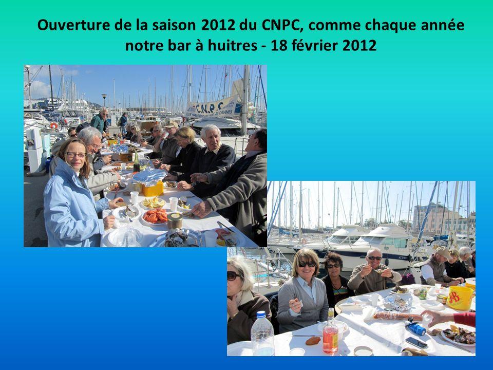 Le Grand prix du port de Cannes du 14 avril 2013
