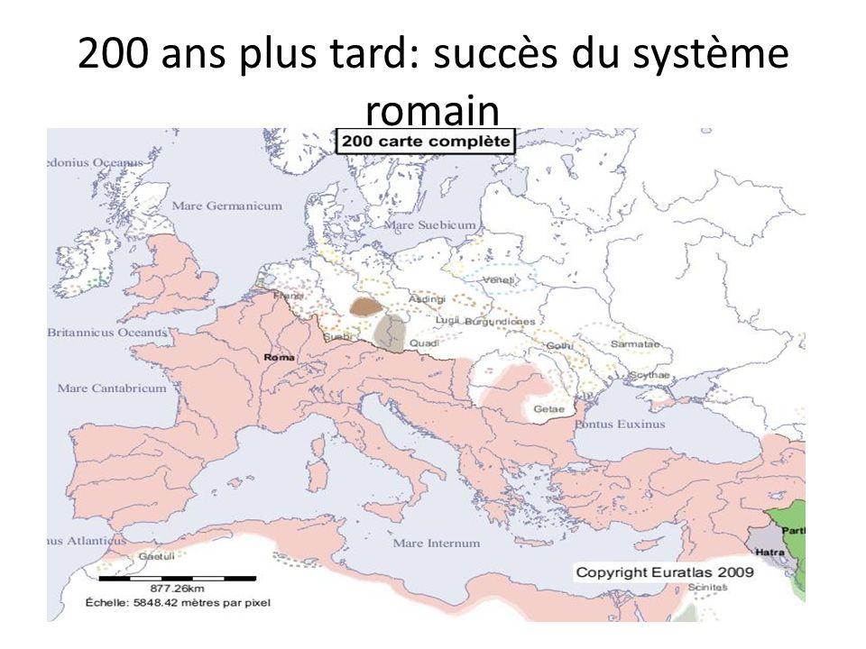 An 500: lempire romain se fracture à lOuest