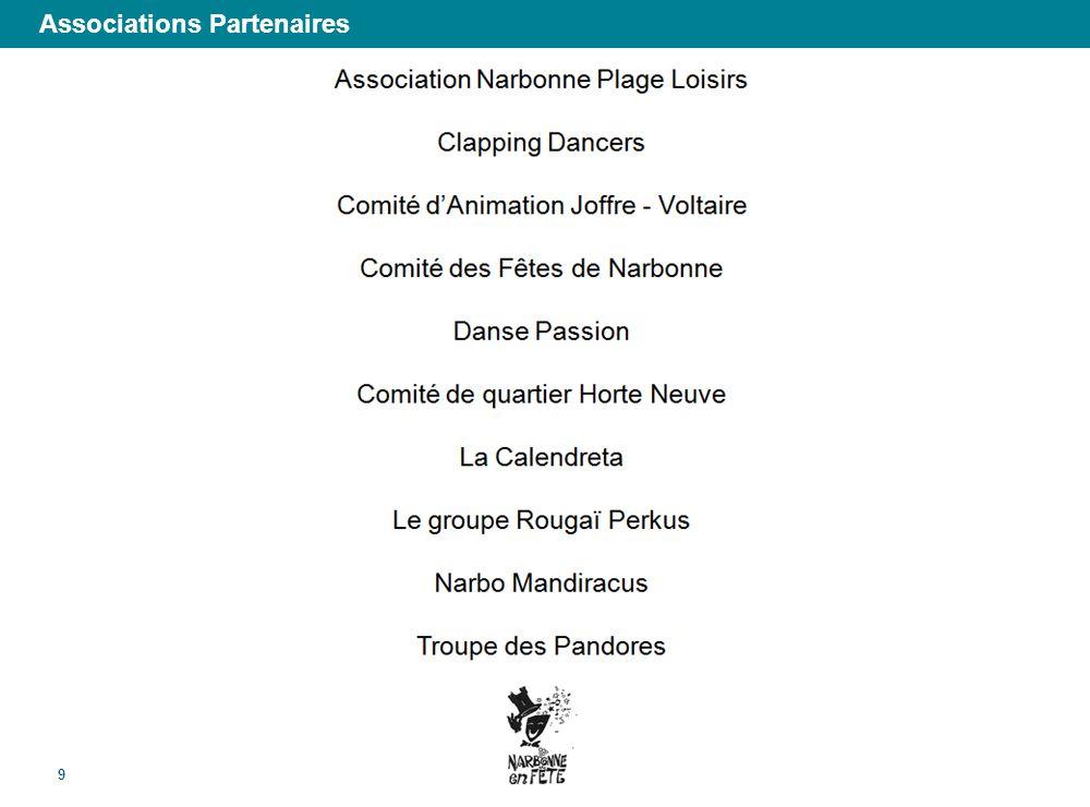 Associations Partenaires 9
