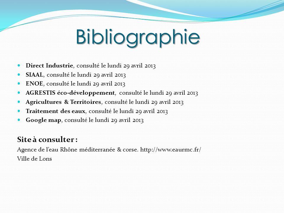 Bibliographie Direct Industrie, consulté le lundi 29 avril 2013 SIAAL, consulté le lundi 29 avril 2013 ENOE, consulté le lundi 29 avril 2013 AGRESTIS