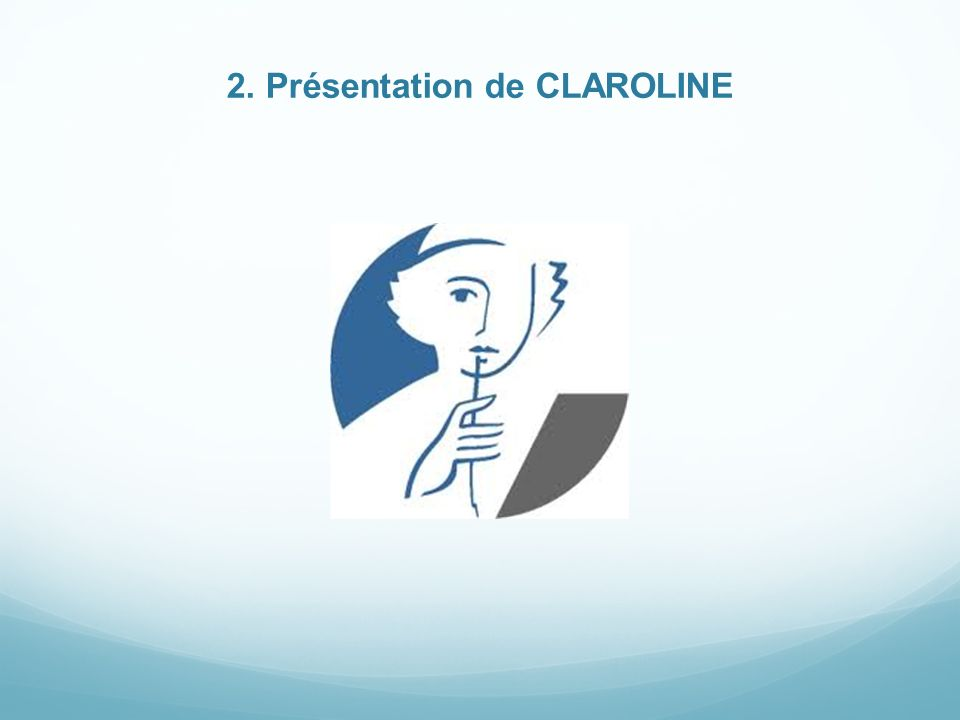 2. Présentation de CLAROLINE