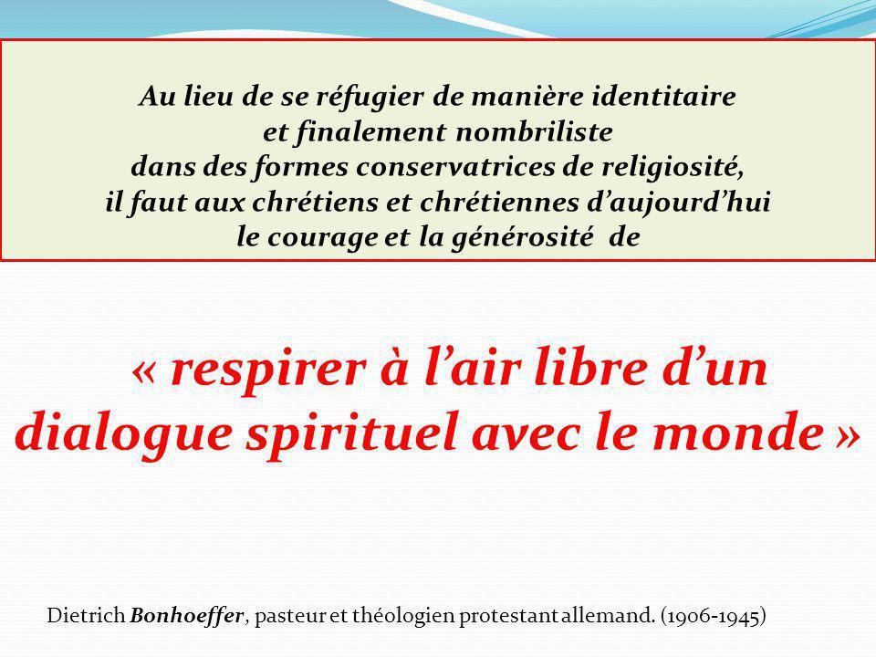 Dietrich Bonhoeffer, pasteur et théologien protestant allemand.