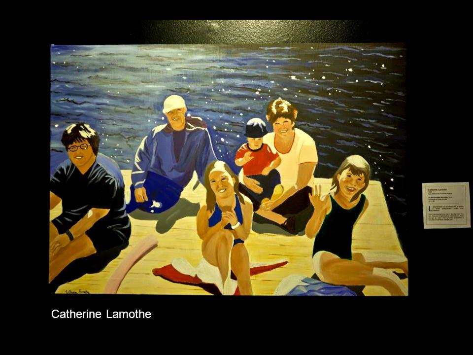 Catherine Lamothe