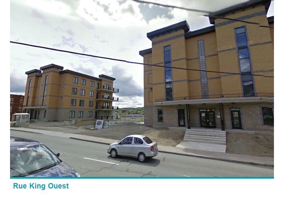 Rue King Ouest