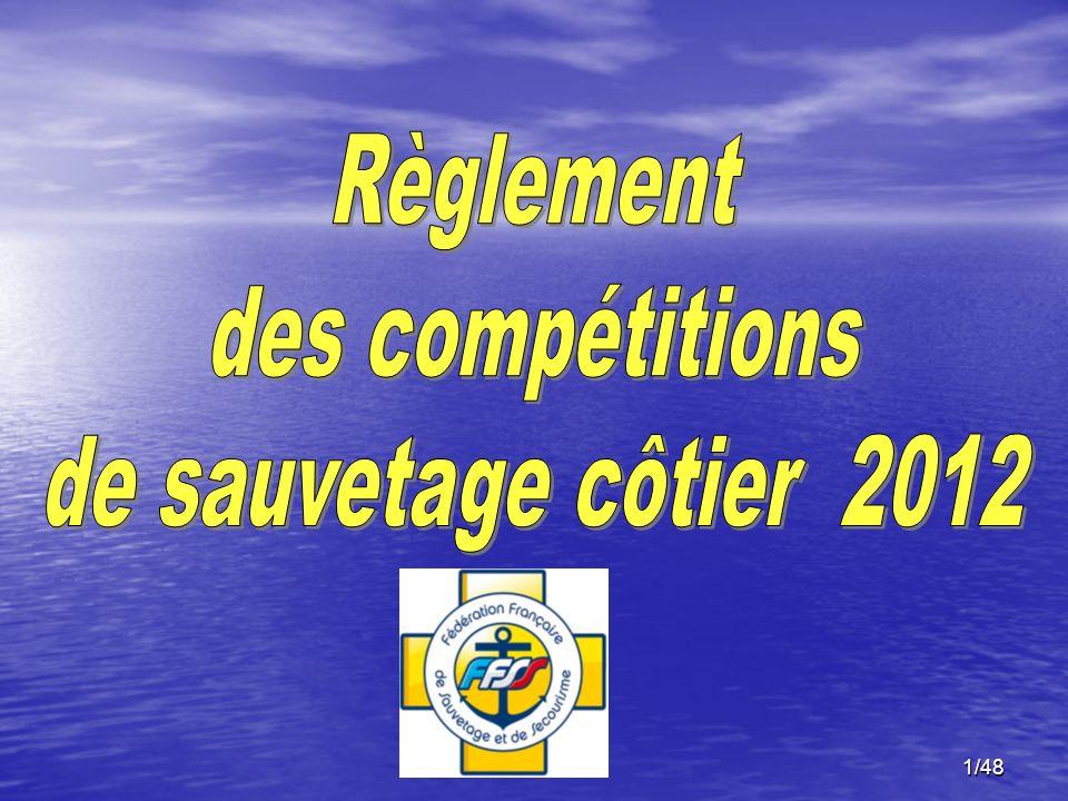 22/30 2002 Relais sauvetage bouée tube 3 – JUGEMENT (suite) Epreuve: - 4 membres (1 victime,1sauveteur,2 assistants).