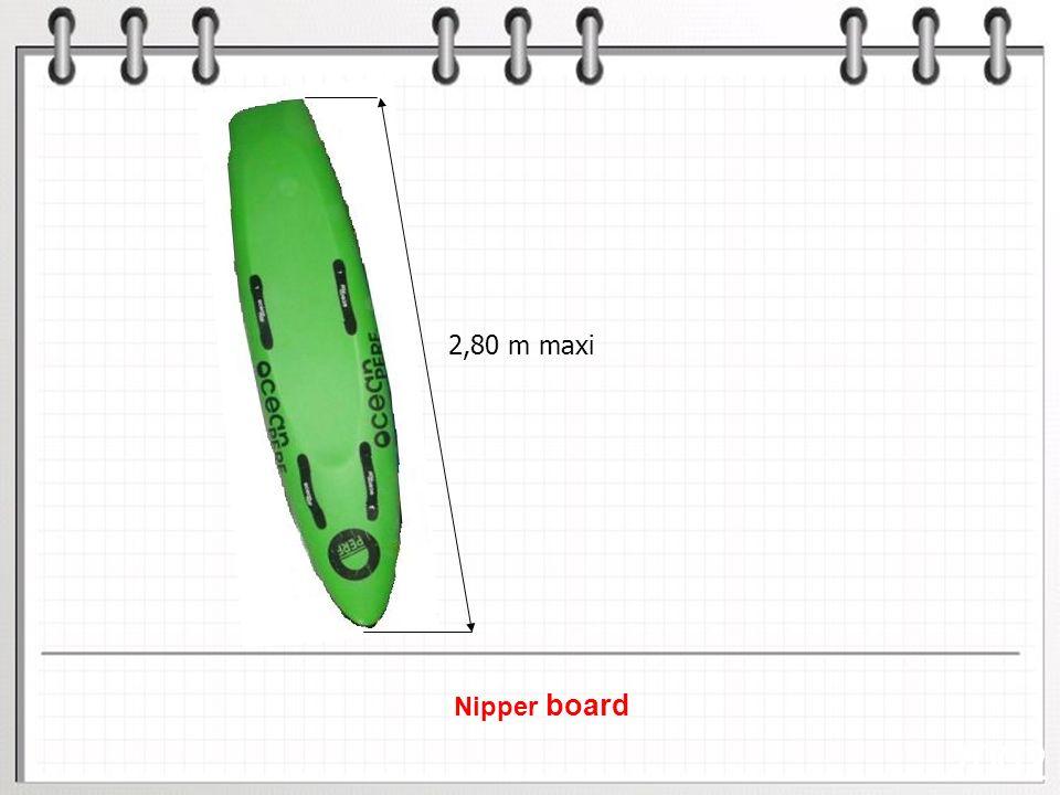 36/30 2002 Surf Ski 3 – JUGEMENT (suite) Départ: Les compétiteurs tiennent leur surf ski dans leau aux genoux avec intervalle de 1,5m entre les surf ski.