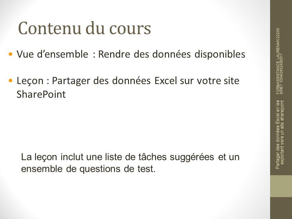 Question de test 1 : réponse Faux.