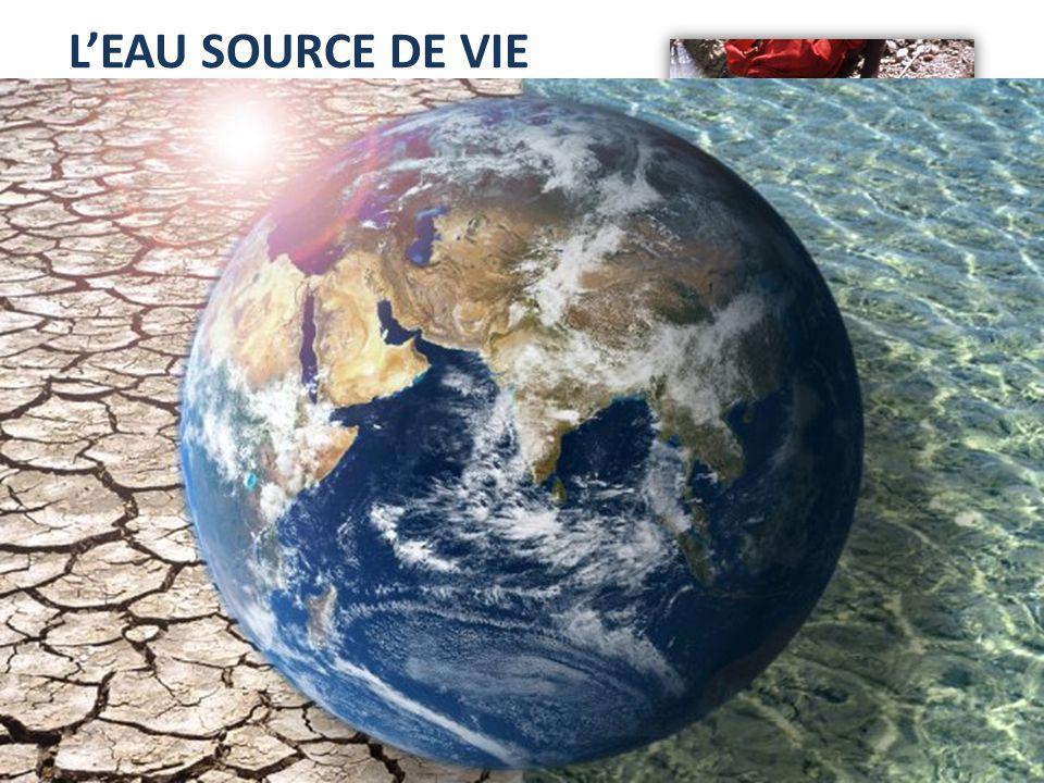 Les besoins en eau douce croissent à grande vitesse, avec le développement économique et lexpansion démographique dans des régions du globe disposant