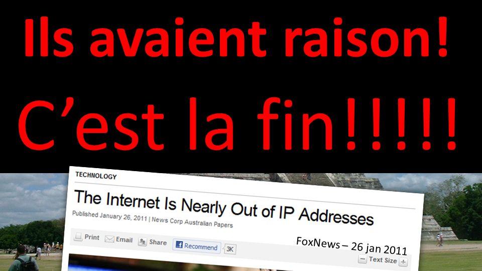 14 Adresses IPv6 Unique Local Intranets privés IPv6 (adresses locales uniques) Utilisation similaire aux adresses IPv4 privées (RFC 1918) FC00::/7 Mais le 8 éme bit définit local donc FD:: 11111101 local
