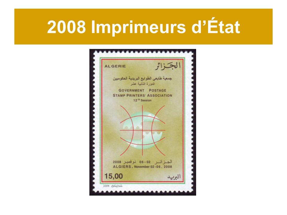 2008 Imprimeurs dÉtat