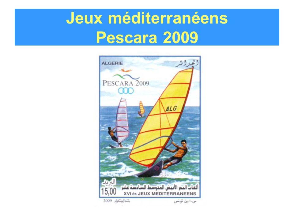 Jeux méditerranéens Pescara 2009
