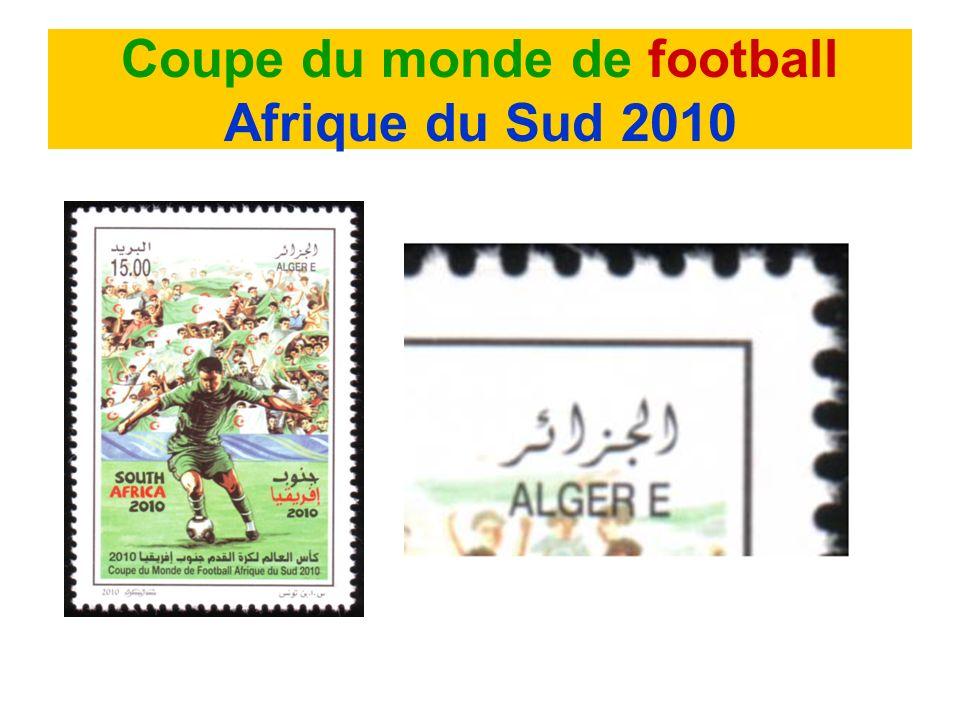 Coupe du monde de football Afrique du Sud 2010