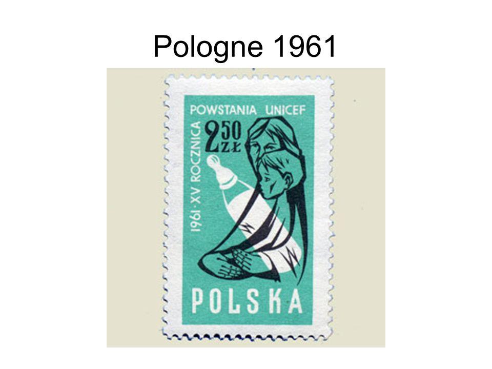 Pologne 1961