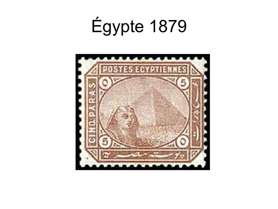 Égypte 1879