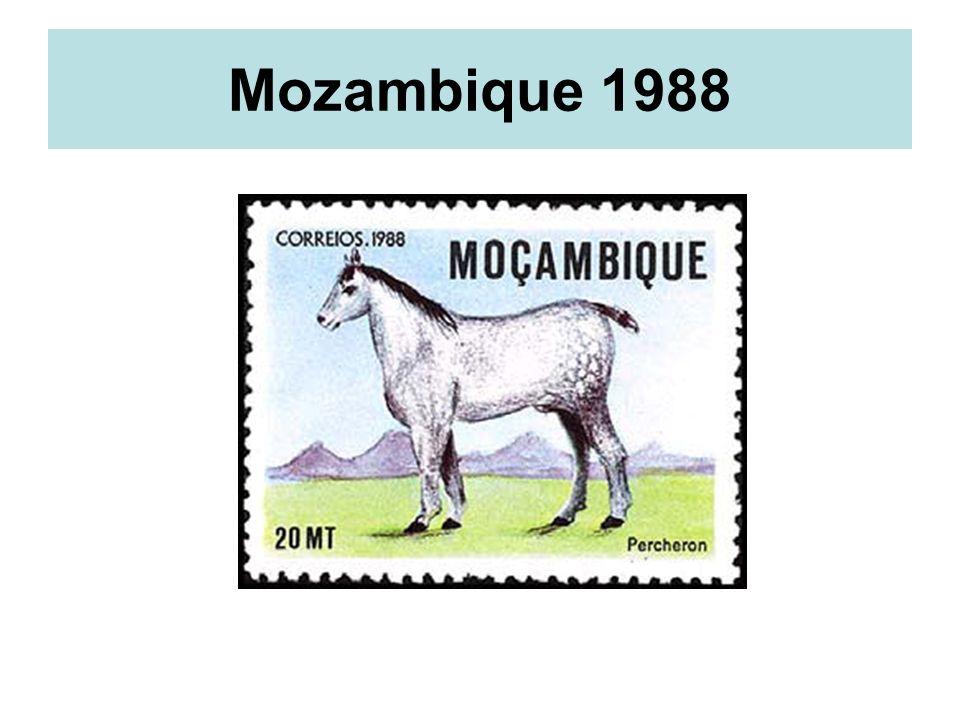 Mozambique 1988