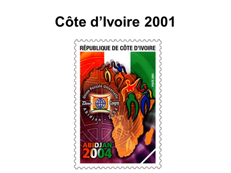 Côte dIvoire 2001