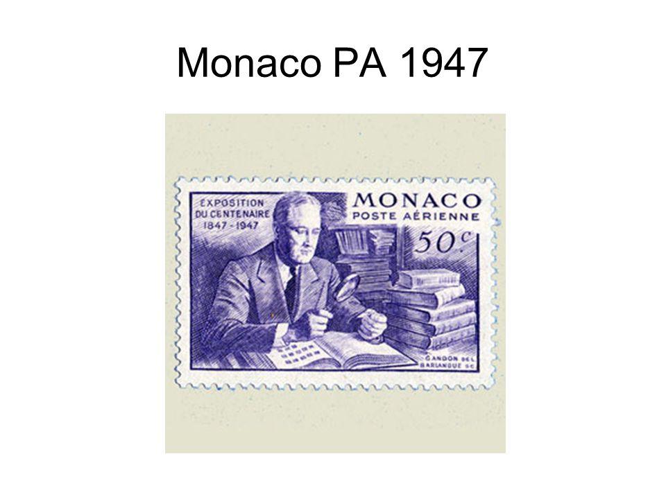 Monaco PA 1947