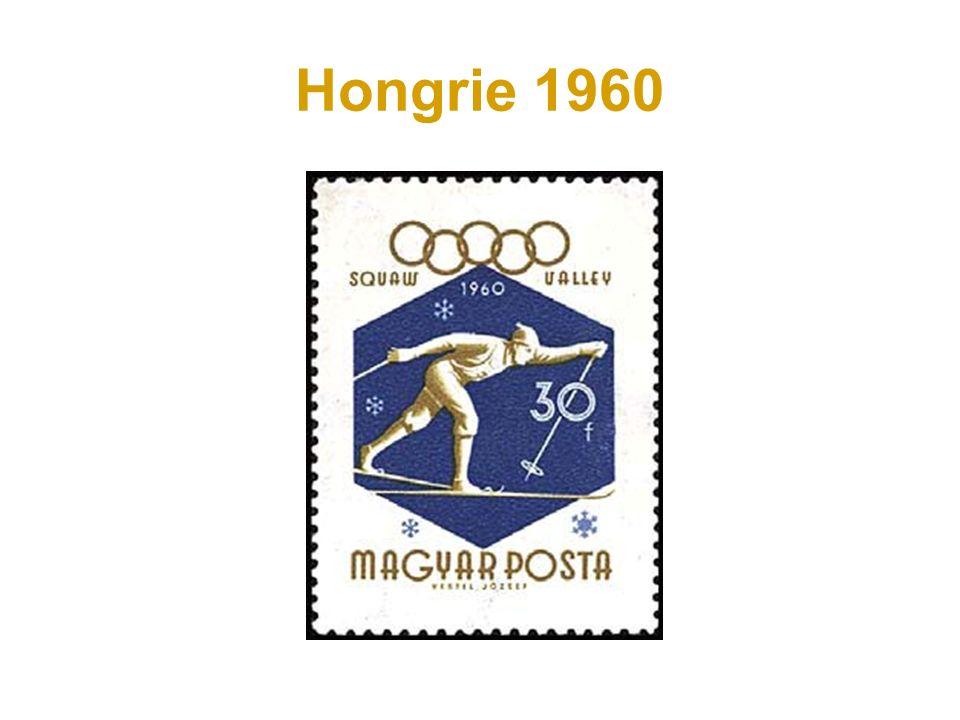 Hongrie 1960