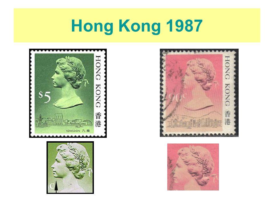 Hong Kong 1987