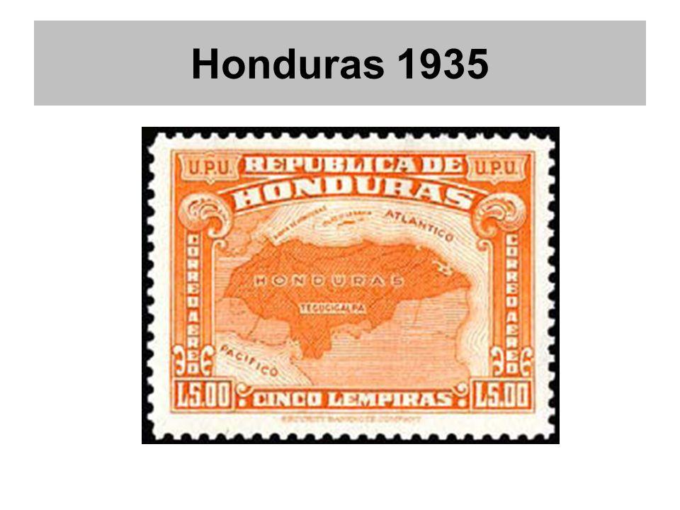 Honduras 1935