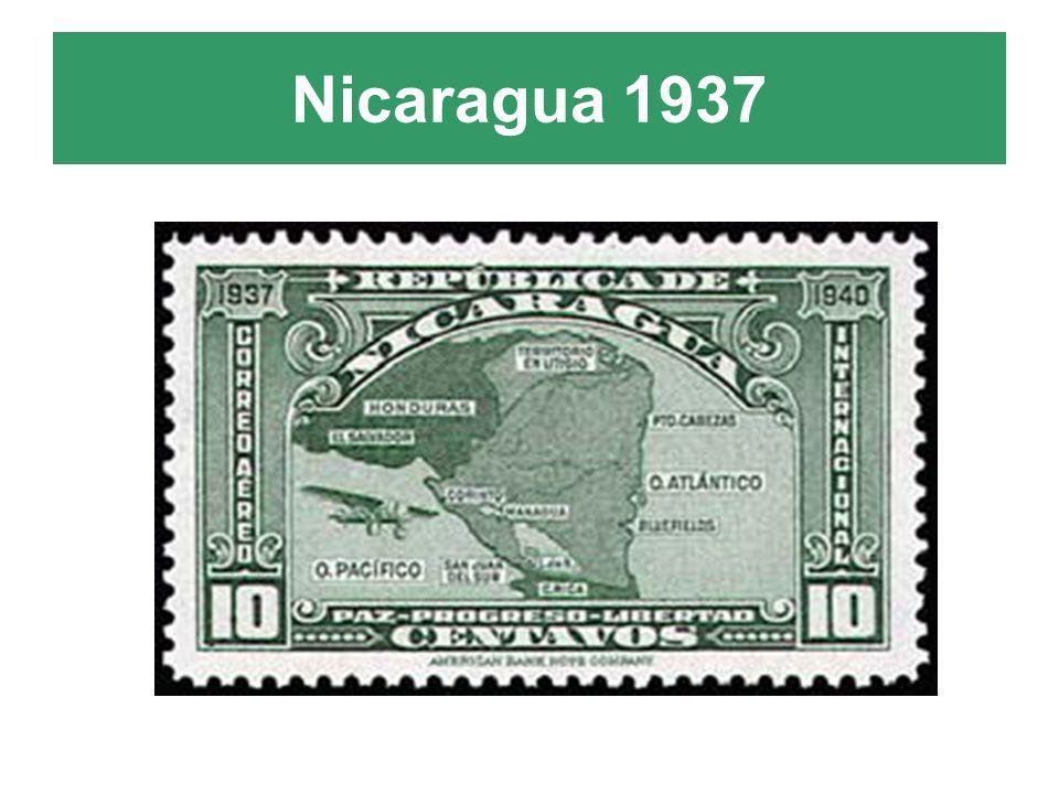Nicaragua 1937