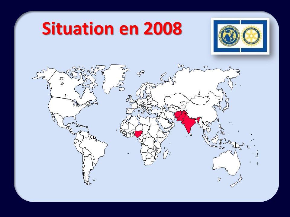 Situation en 2008