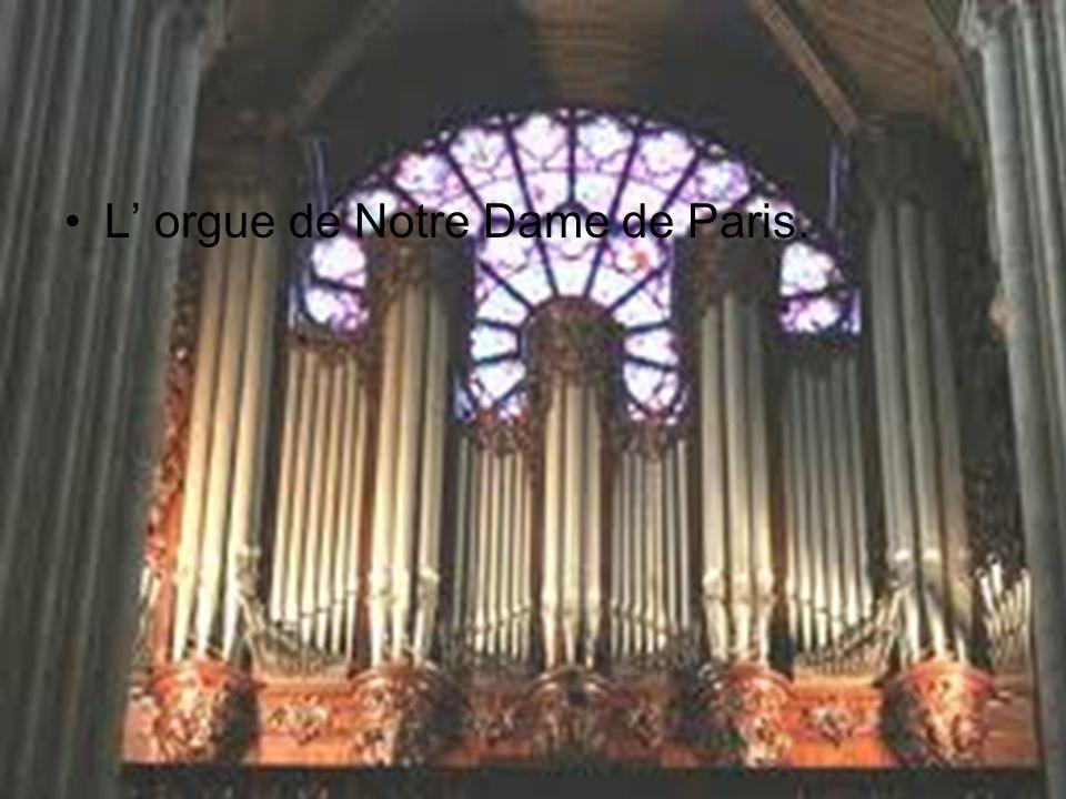Merci Mme Stolf de nous avoir fait découvrir ce prodigieux instrument et la belle musique quil produit.