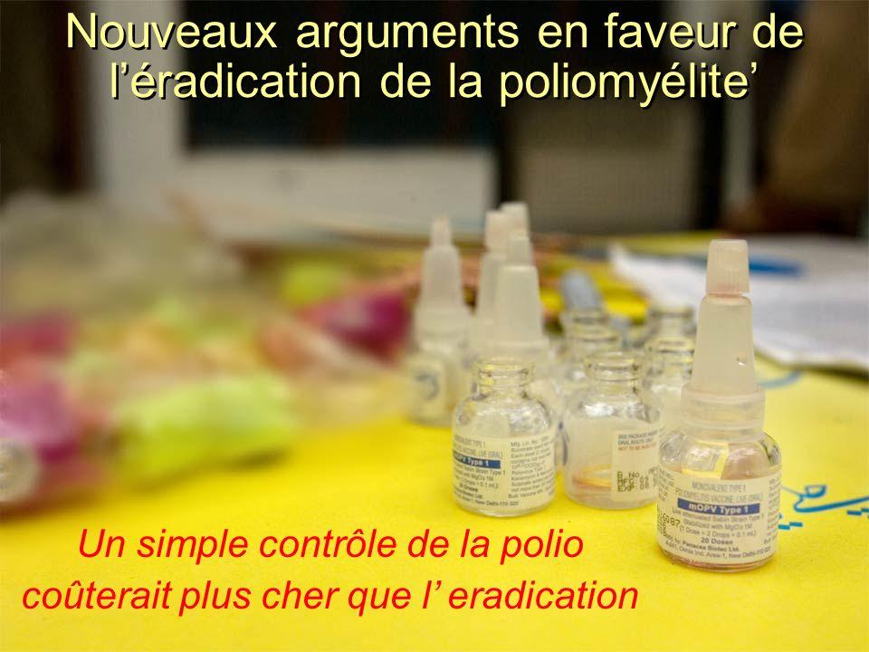 La Fondation Rotary du Rotary International Countries using mOPV1 (22) mOPV3 Nouveaux outils : vaccins antipolio monovalents mOPV1