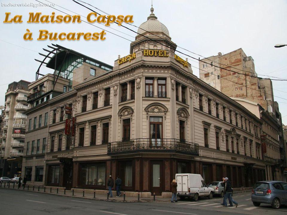 Durant toutes ces années glorieuses, toutes les personnes participant à la vie culturelle de Bucarest se devait dy faire un détour ; pour citer quelqu