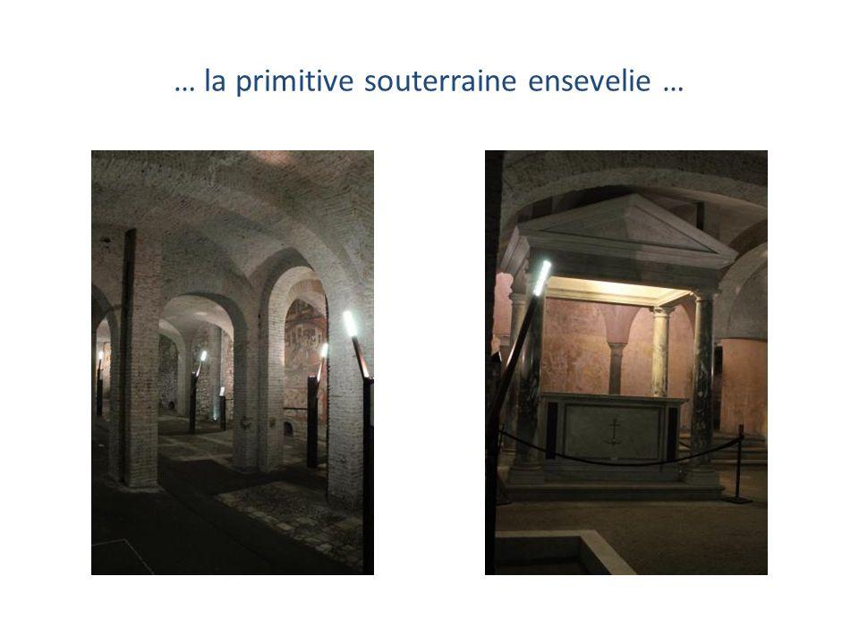 La Basilique Saint-Clément …