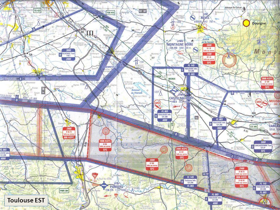 Toulouse EST Dourgne